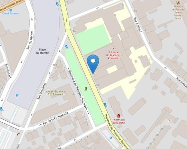 Adresse FONDATION DE LA MAISON DU DIACONAT
