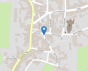 Adresse COMMUNAUTE DE COMMUNES DE PIONSAT