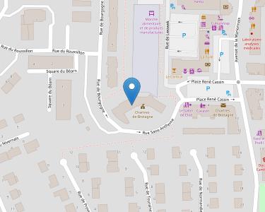 Adresse COMMUNE DE CHARTRES DE BRETAGNE