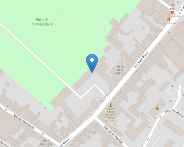 Adresse CENTRE PSYCHOTHERAPIQUE DE L'ORNE