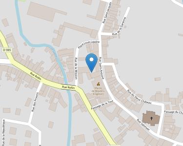 Adresse CENTRE CANTONAL AIDE A DOMICILE PA