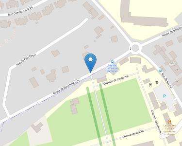 Adresse CENTRE DE SANTE MENTALE ANGEVIN