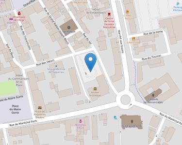 Adresse CENTRE DE HARTHOUSE
