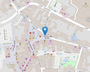 Adresse CCAS DE PARAY