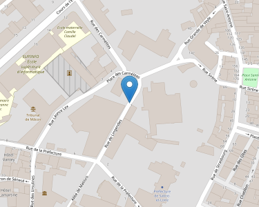 Adresse DEPARTEMENT DE SAONE ET LOIRE