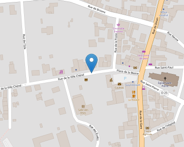 Adresse EHPAD PUBLIC AUTONOME