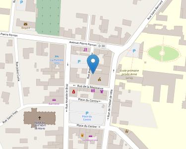 Adresse CCAS DE BEGARD