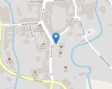 Adresse CCAS DE BELLE ISLE EN TERRE