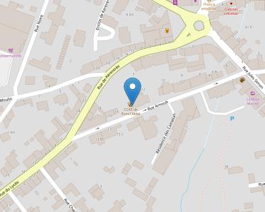 Adresse CCAS DE PONT-L'ABBE