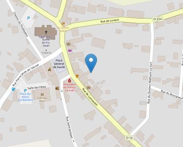 Adresse ADMR CLOHARS-CARNOET