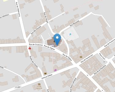 Adresse CCAS DE ANTRAIN
