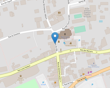 Adresse CCAS DE CHATEAUBOURG