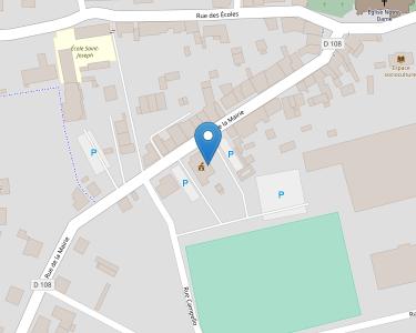 Adresse CCAS DE PARIGNE