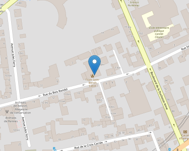 Adresse ASSOCIATION SAINT BENOIT-LABRE