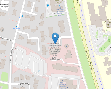 Adresse ADAPEI 56