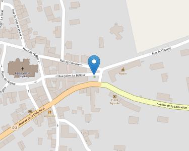 Adresse CCAS DE NOYAL PONTIVY