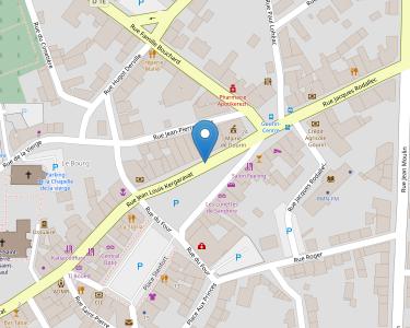 Adresse CCAS DE GOURIN