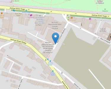 Adresse MDPH 12 - Aeyron