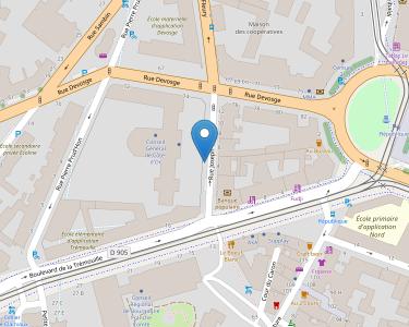 Adresse MDPH 21 - Côte-d'Or