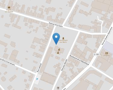 Adresse ADMR ARGENT/AUBIGNY-SUR-NERE