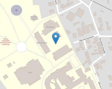 Adresse CH DE ROMORANTIN-LANTHENAY