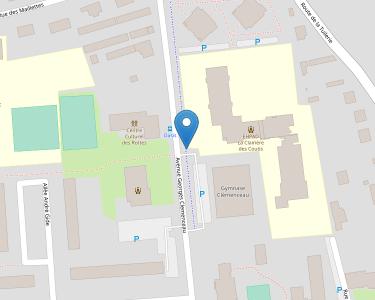 Adresse CCAS DE VENDOME