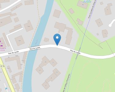 Adresse ASSOCIATION PONTISSALIENNE D'AIDE AUX TRAVAILLEURS