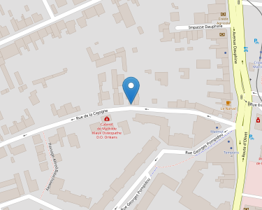 Adresse ASSOCIATION TRAVAIL PROTEGE DU CENTRE