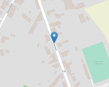 Adresse CCAS DE ROUILLE