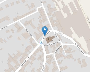 Adresse CCAS DE BAYEL