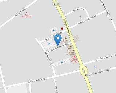 Adresse CCAS DE BRIENNE LE CHATEAU
