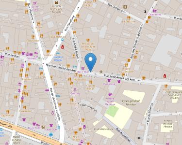 Adresse ASSOCIATION DU CENTRE D'ACCUEIL SAINT GERMAIN
