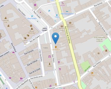 Adresse OFFICE DES SENIORS DE CHAMPAGNE