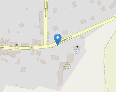 Adresse EHPAD DE ARC EN BARROIS