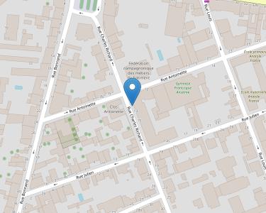 Adresse FEDER.COMP. DES METIERS DU BATI
