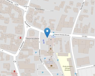 Adresse CENTRE COMMUNAL D'ACTION SOCIALE D'AUDINCOURT