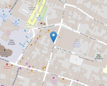 Adresse ASSOCIATION ADIFAS-POITOU