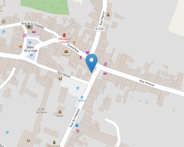 Adresse CCAS DE RAUZAN