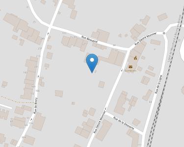 Adresse CCAS DE DOMBLANS