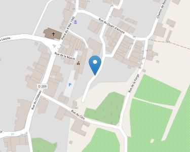 Adresse CCAS DE LAVIGNY