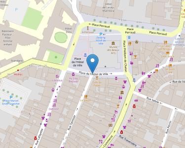 Adresse CCAS DE LONS-LE-SAUNIER