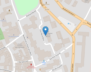 Adresse MDPH 52 - Haute-Marne