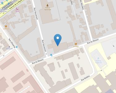 Adresse MDPH 63 - Puy-de-Dôme