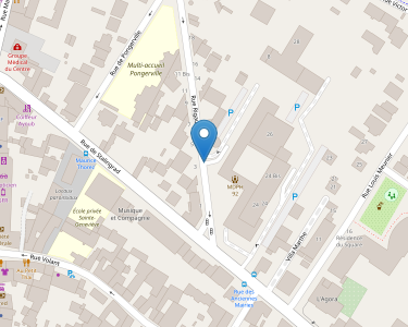 Adresse MDPH 92 - HAUTS DE SEINE