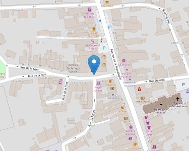 Adresse CCAS DE LURE