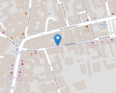 Adresse CCAS DE VESOUL
