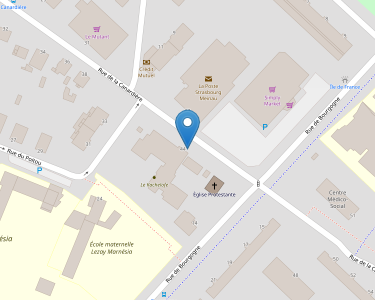 Adresse ASSOCIATION KACHELOFE-MEINAU