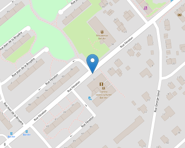 Adresse ASSOCIATION DU CENTRE SOCIO-CULTUREL BEL AIR
