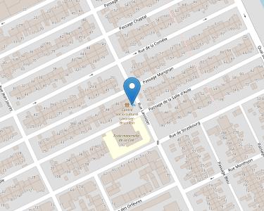 Adresse ASSOCIATION DU CENTRE SOCIO-CULTUREL LAVOISIER