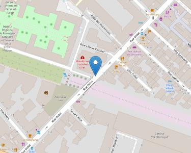 Adresse ASSOCIATION RESEAU TRAUMATISME CRANIEN EN ILE DE FRANCE
